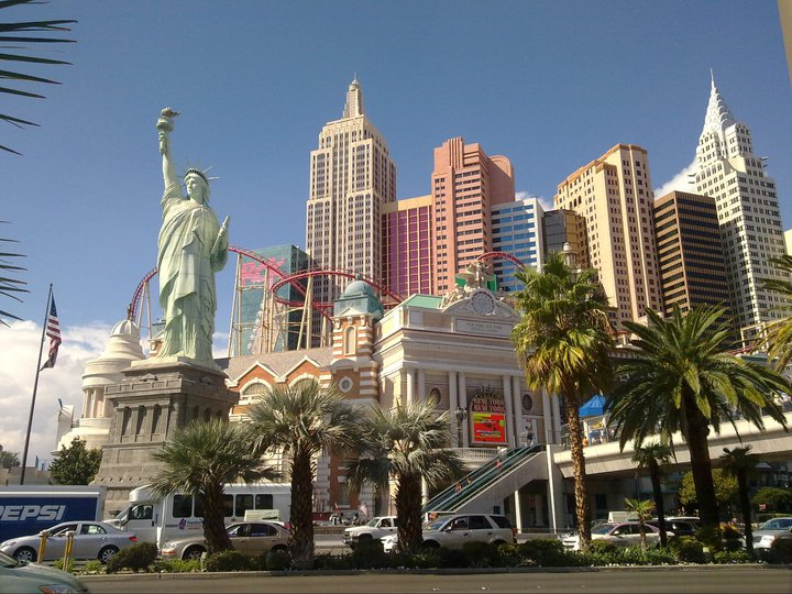 Las Vegas – Come and go crazy